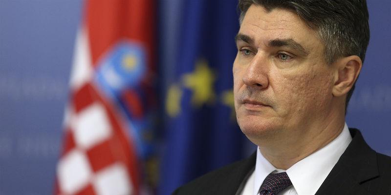 Oggi in croazia si rinnova il parlamento il post for Oggi in parlamento