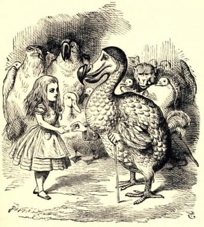 Alice illustrata da John Tenniel