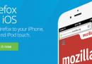 Ora Firefox si può scaricare anche su iPad e iPhone