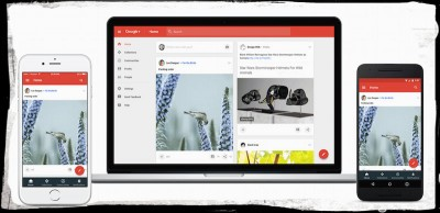 Google ha rifatto Google+