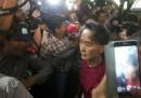 In Myanmar ha vinto l'opposizione