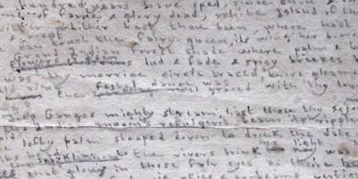 I manoscritti inediti di Charlotte Brontë