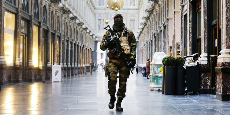 Cos'è successo oggi in Belgio