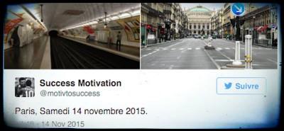 Le foto false sugli attentati di Parigi