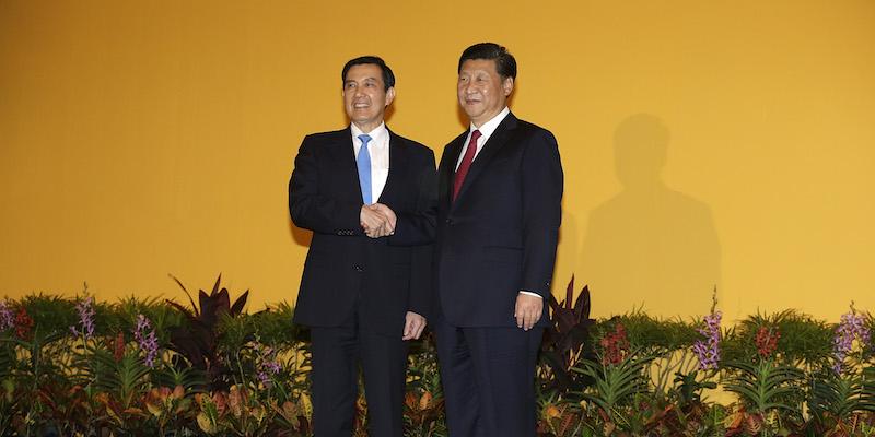 Servizio di incontri in Taiwan