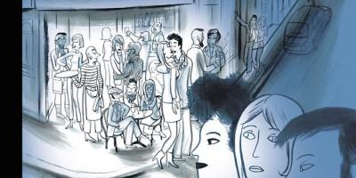 La copertina del New Yorker sugli attentati di Parigi
