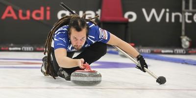 La nuova scopa del curling, rivoluzionaria