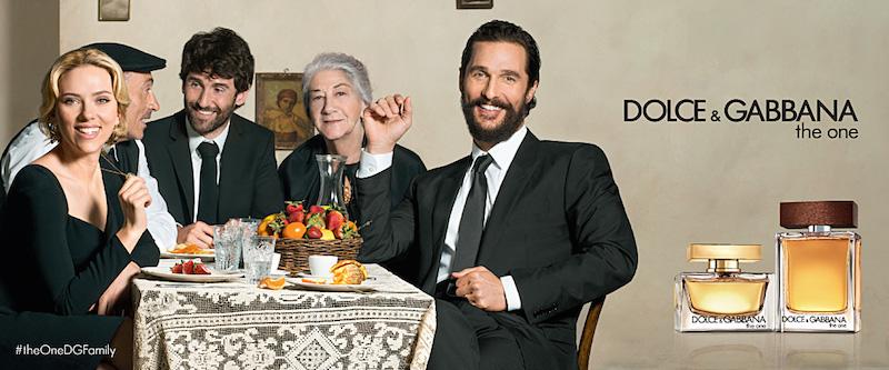 Sono i protagonisti della nuova campagna pubblicitaria per il profumo The  One  foto e video 5b5017ff210