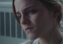 """Una scena di """"Regression"""", con Emma Watson e Ethan Hawke"""