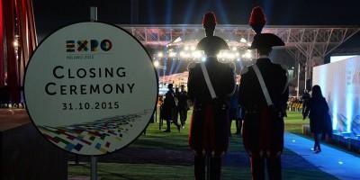 Le foto dell'ultimo giorno di Expo