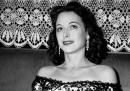 Il doodle di Google su Hedy Lamarr