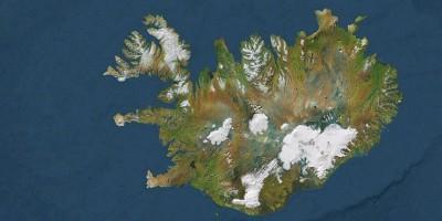 Isole dall'alto