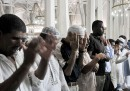 La manifestazione dei musulmani contro il terrorismo, a Roma