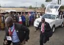 Le foto del Papa in Kenya e in Uganda