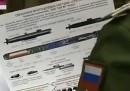 La tv russa ha mostrato per errore i piani segreti del governo per i siluri nucleari