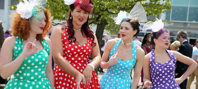 Investec Derby Festival: Ladies Day