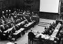Il processo di Norimberga, 70 anni fa