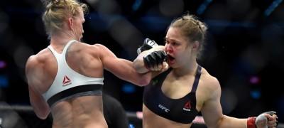 Ronda Rousey ha perso un incontro di UFC