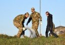 La Slovenia ha cominciato a costruire una barriera al confine con la Croazia