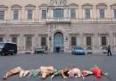 Solidarietà alla Francia dopo l'attentato davanti all'ambasciata Francese di Roma
