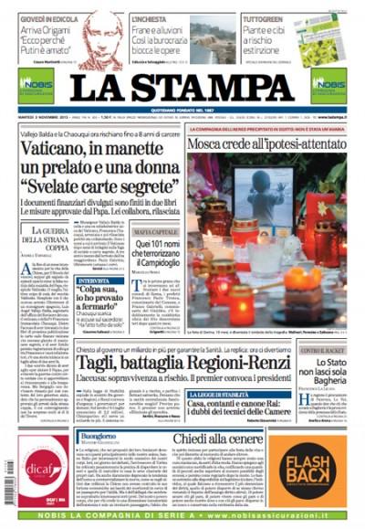 Gazzetta Di Modena - Magazine cover