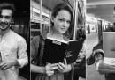 Cosa si legge nella metro a New York