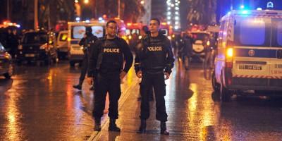 L'attentato alle guardie presidenziali a Tunisi