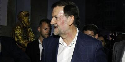 Il video del ragazzo che ha dato un pugno a Mariano Rajoy