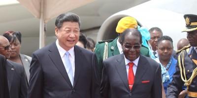 Ora in Zimbabwe si può usare lo yuan