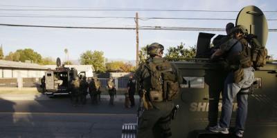 La strage a San Bernardino, in California