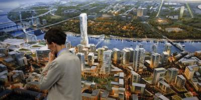 Il gigantesco e contestato progetto immobiliare nel centro di Belgrado