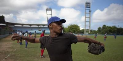 La crisi del baseball a Cuba