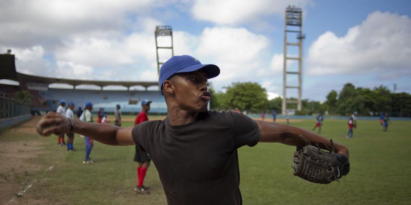 Cuba Athletes Overseas