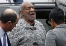Bill Cosby è stato formalmente accusato di violenza sessuale