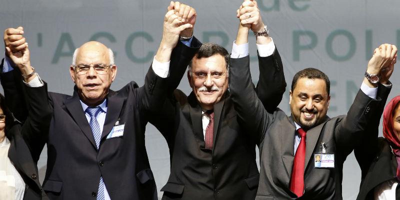 Accordo in Libia