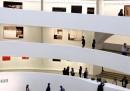 Le opere di Alberto Burri al Guggenheim