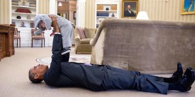 Quel gran figo di Obama, anche nel 2015
