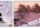 """Un po' di tavole di """"Chanbara – La via del samurai"""""""