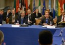 La conferenza di pace sulla Libia