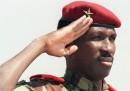 """L'ex presidente del Burkina Faso è ricercato per l'omicidio del """"Che Guevara africano"""""""