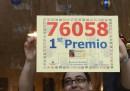 Il migrante che ha vinto 400.000 euro alla lotteria in Spagna
