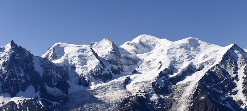 FRANCE-MOUNTAIN-MONT BLANC