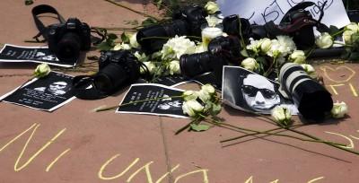 I giornalisti uccisi nel 2015