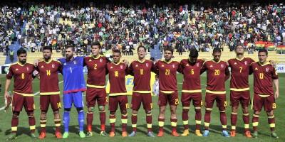 La ribellione della nazionale di calcio del Venezuela
