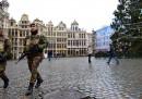 Gli arresti per terrorismo a Bruxelles