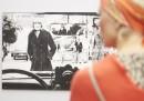 Helmut Newton per le riviste di moda