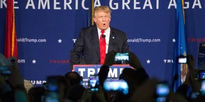 Donald Trump vuole chiudere Internet