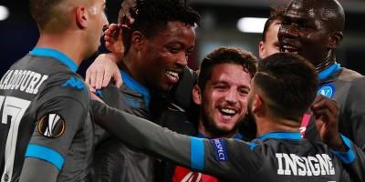 5 squadre italiane alla fase finale di Champions League ed Europa League