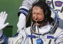 L'astronauta che ha chiamato la Terra dallo Spazio, ma ha sbagliato numero