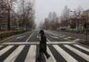 Le foto di Milano senza macchine